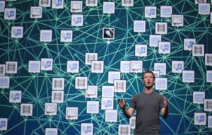SAN FRANCISCO, CA - SEPTEMBER 22: Facebook CEO Mark Zuckerberg delivers a keynote address during the Facebook f8 conference on September 22, 2011 in San Francisco, California. Facebook CEO Mark Zuckerberg kicked off the 2011 Facebook f8 conference with a keynote address (Photo by Justin Sullivan/Getty Images)
