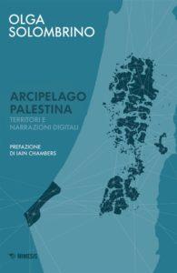 Copertina del volume Arcipelago Palestina